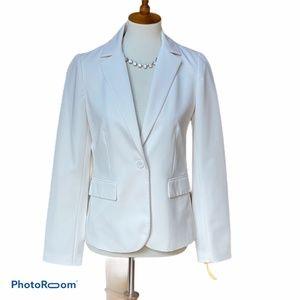 Forever 21 Off White Blazer Suit Jacket Medium